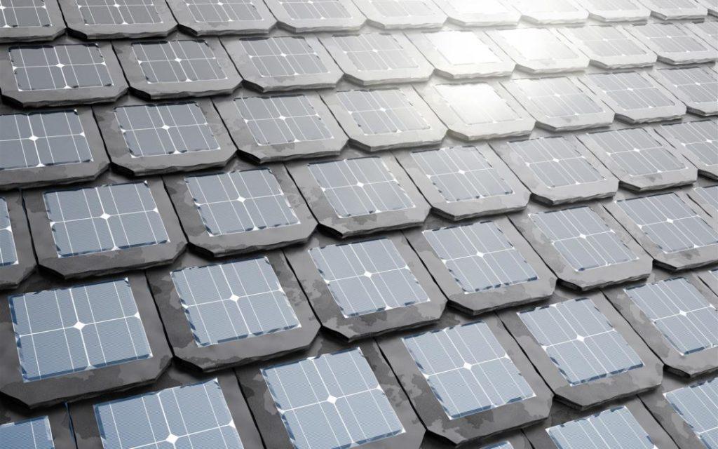 solar roof tech